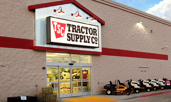 Tractor Supply Co Corporate Profile